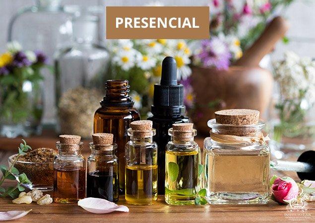 taller presencial aromaterapia