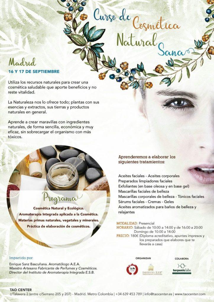 Programa Curso de Cosmetica Natural