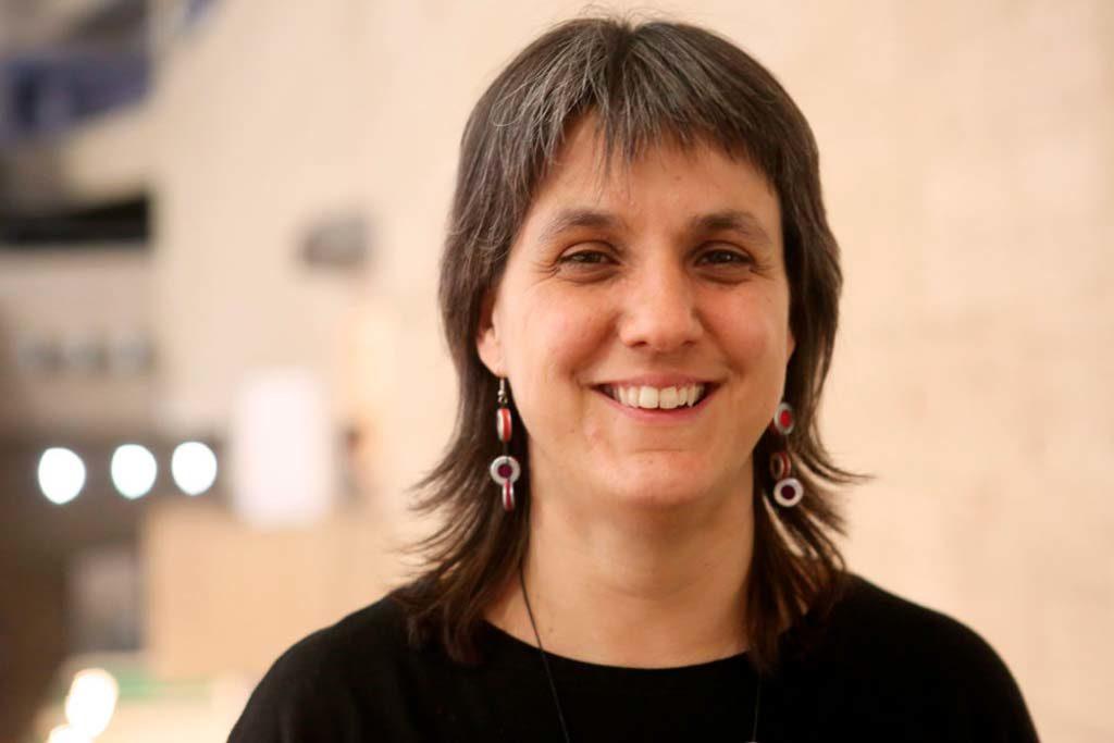 Montse Escutia, coordinadora de Red Ecoestética, entrevistada por el Instituto ESB