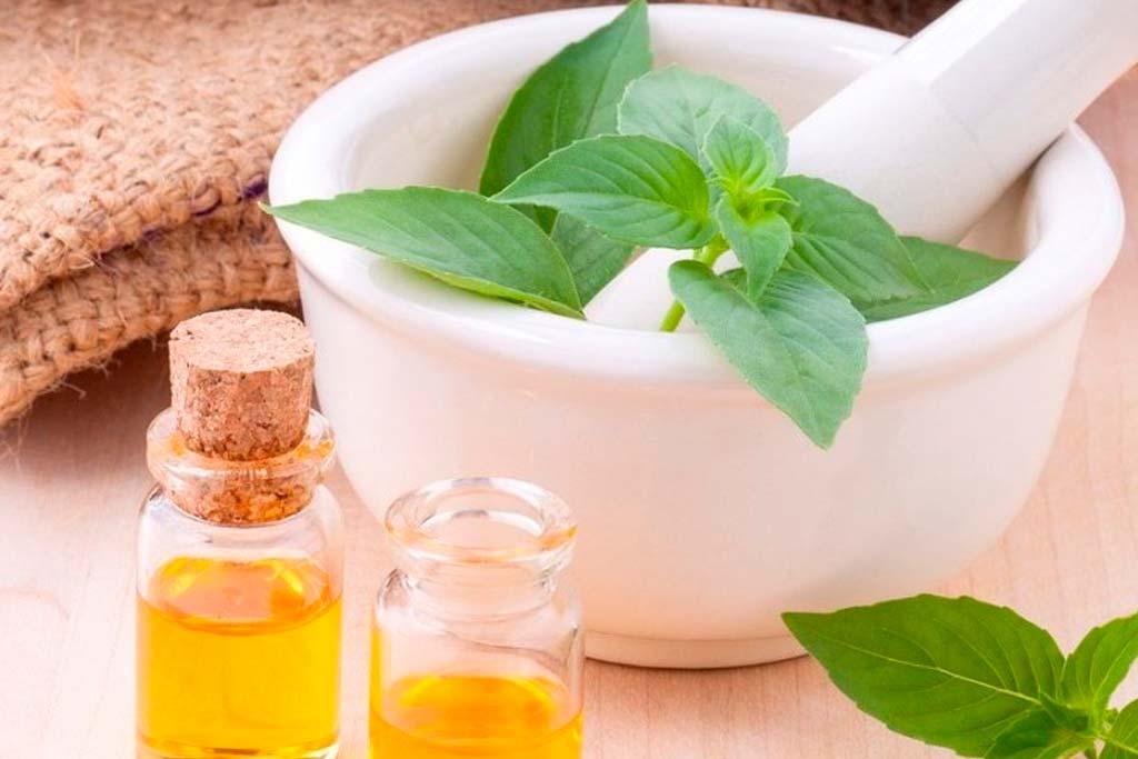 cocinar con aceites esenciales