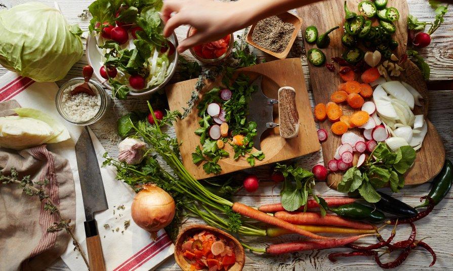 Cocina Vegetariana | Taller De Cocina Vegetariana Y Vegana Con Aceites Esenciales I