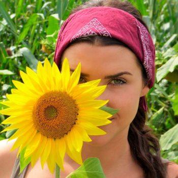 uso de aceites vegetales para protección solar en verano