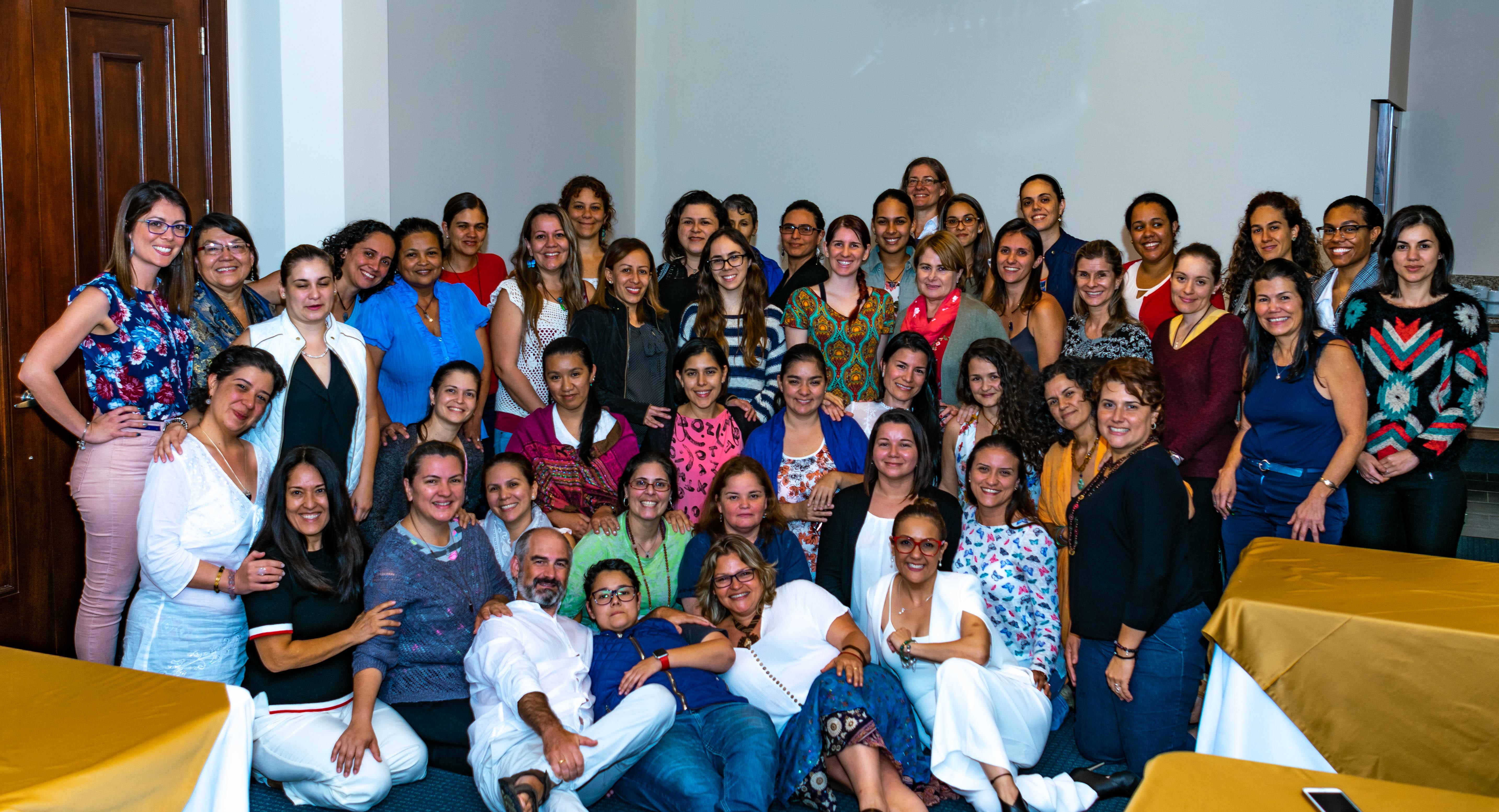 Grupo Formación Aromaterapia Instituto ESB Costa Rica