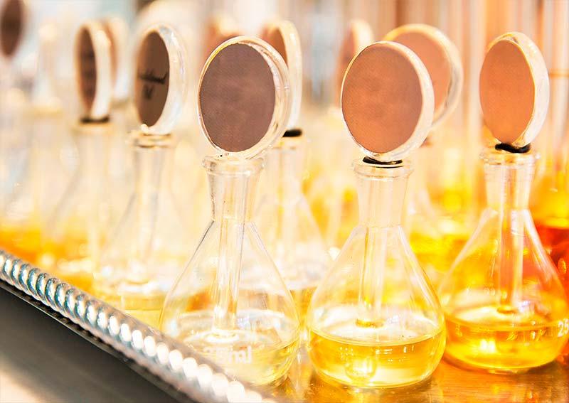 Curso de Perfumista Natural + Atelier