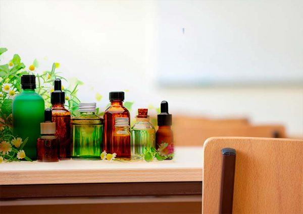 Máster Europeo en Aromatología y Aromaterapia Integrada