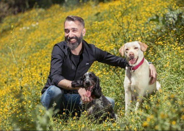Diego Tterapeuta de perros aromaterapia aceites esenciales
